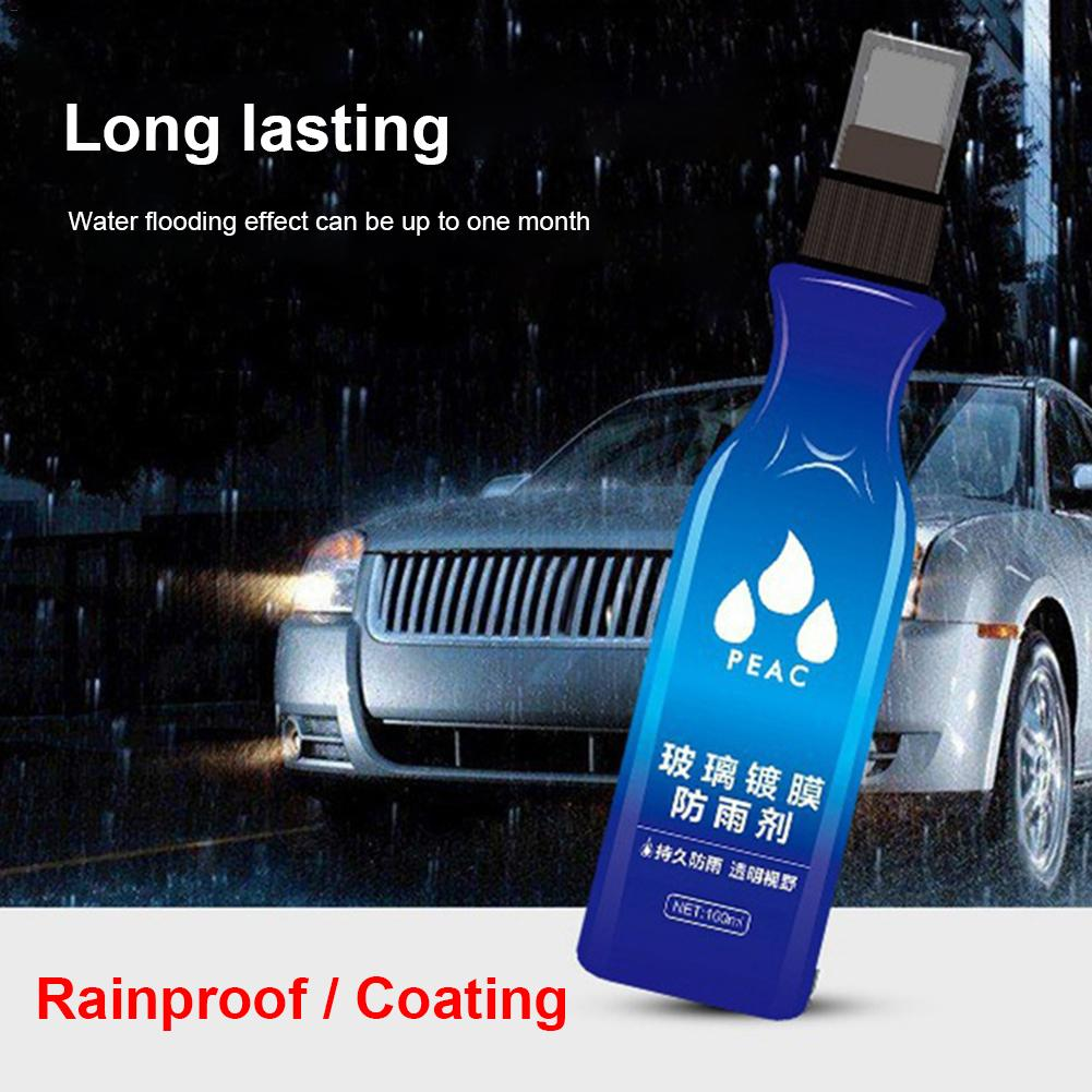 Image 2 - Car Automobile Front Windshield Antifogging Agent For Interior Use Long   Term Anti   Fog Rain Defogging Agent-in Paint Protective Foil from Automobiles & Motorcycles
