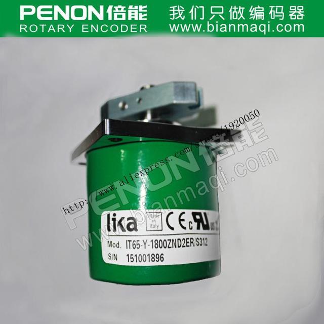 Первоначально подлинное IT65-Y-1024BND2DRQ/S14 Итальянский Лайкра оптический энкодер 1024 линии