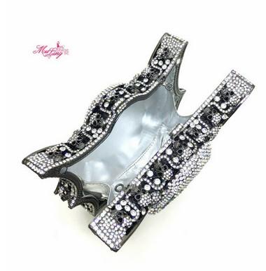 Crystal Women Clutches Handbag (2)