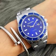 New Top Luxury Watch Men Brand Men's Watches Quartz Wristwatch stainless steel watch with calendar clock masculino fashion watch