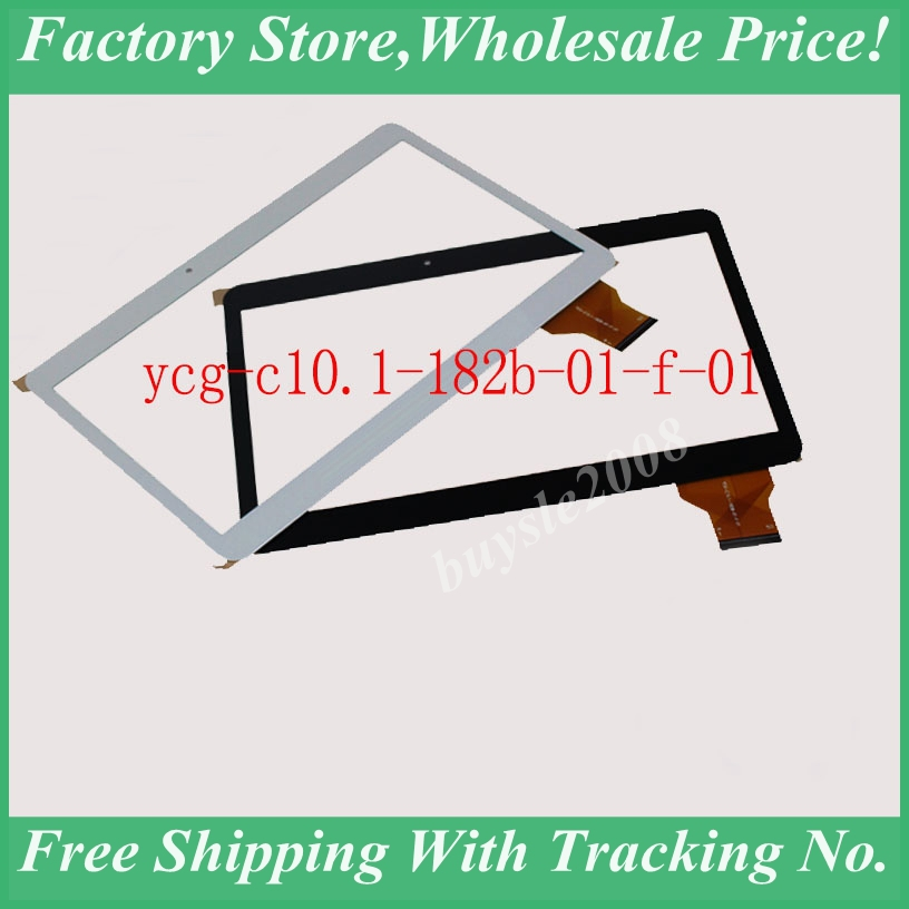 New YLD-CEGA350-FPC-A1 For 10.1 inch tablet pc touch screen panel Sensor YCG-C10.1-182B-01-F-01 zj-10019a WSD-A300 JGDX