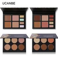 Распродажа большая распродажа UCANBE брендовый крем корректоры для лица макияж цветовая палитра Средний Контур корректор полное покрытие Обн...
