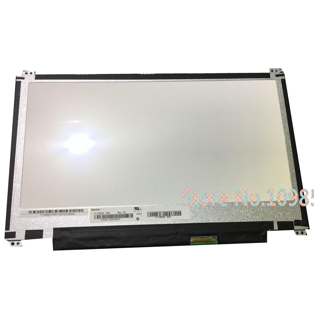 For ASUS X205 X205T X205TA-DH01 B116XTN02.3 11.6 1366*768 WXGA HD EDP LED Laptop LCD Screen Display 30 Pin