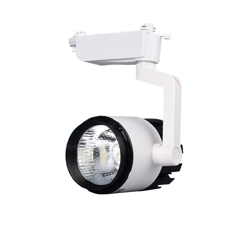 30w Led Track Lighting Fixtures: COB 30W LED Track Light AC110 240V Track Lighting Retail