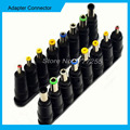 Universal 2set=16pcs 5.5*2.1mm 2P jack DC Plugs for Laptop AC Power Charging Adapter Computer Tips Connectors for Notebook