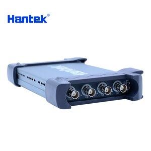 Image 3 - Oscilloscoop Digitale USB Hantek 6254BD 250mhz Pc gebaseerde 4 Kanalen 250MHz USB Oscillograph met 25MHz Signaal Generator