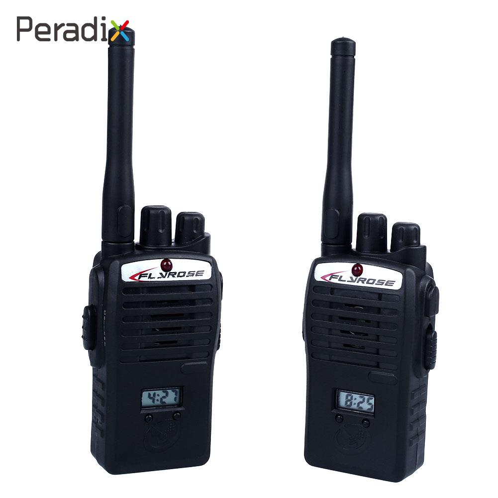 Hot Sale 2PCS Wireless Mini Walkie Talkie Kid Educational Electronic Toys Children Mobile Phone Talking Toy Funny Two-Way Radio