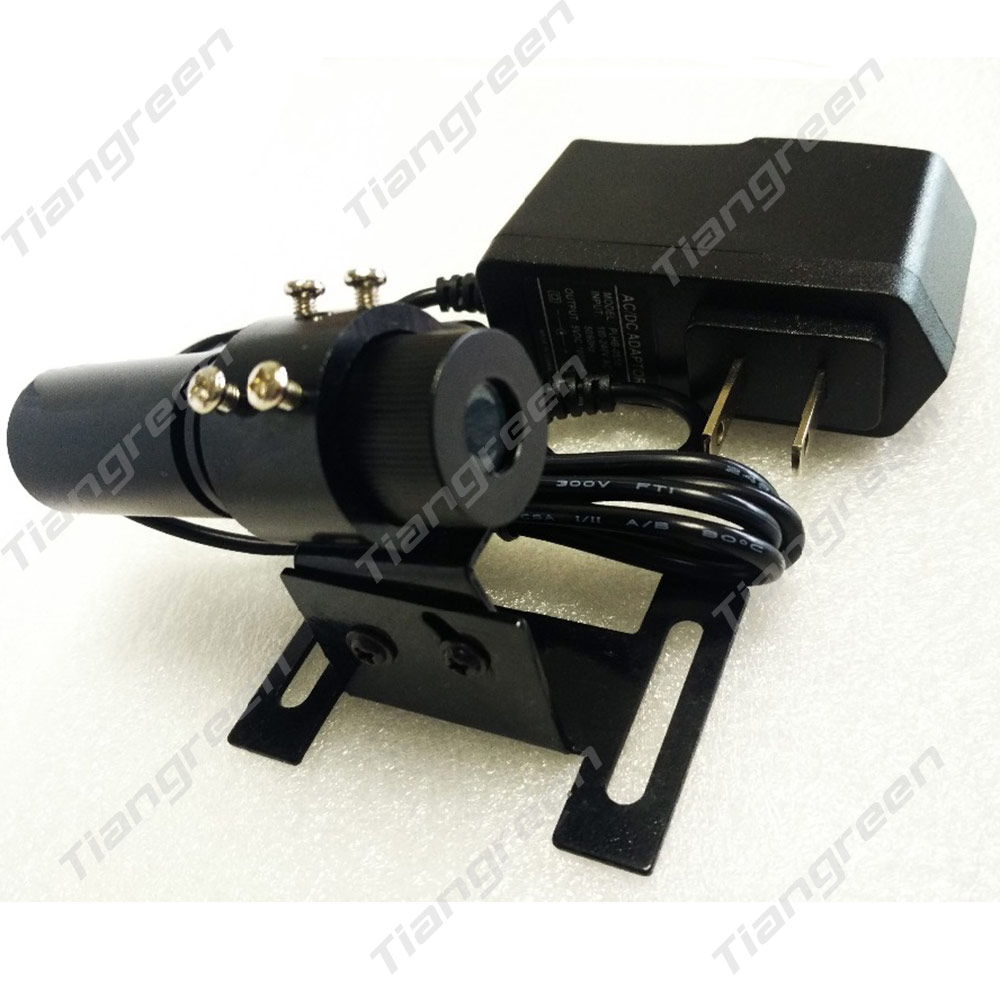 New Arrival 650nm 100mW Red Laser Module Line Locator Industrial with Holder EU/US Adapter focusable 850nm 100mw infrared ir laser line locator module 22 mm holder ac adapter