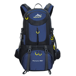 Image 3 - 60L 50L 40L men waterproof backpack travel pack sports bag pack Outdoor Mountaineering Hiking Climbing Camping backpack for male
