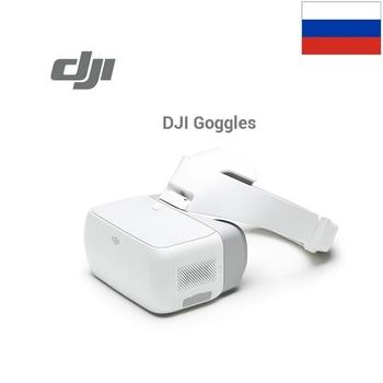 2017 DJI очки FPV-системы поддерживает DJI Spark, Mavic Pro phantom 4 серии и вдохновлять серии DJI VR очки 1920x1080 Экраны головы