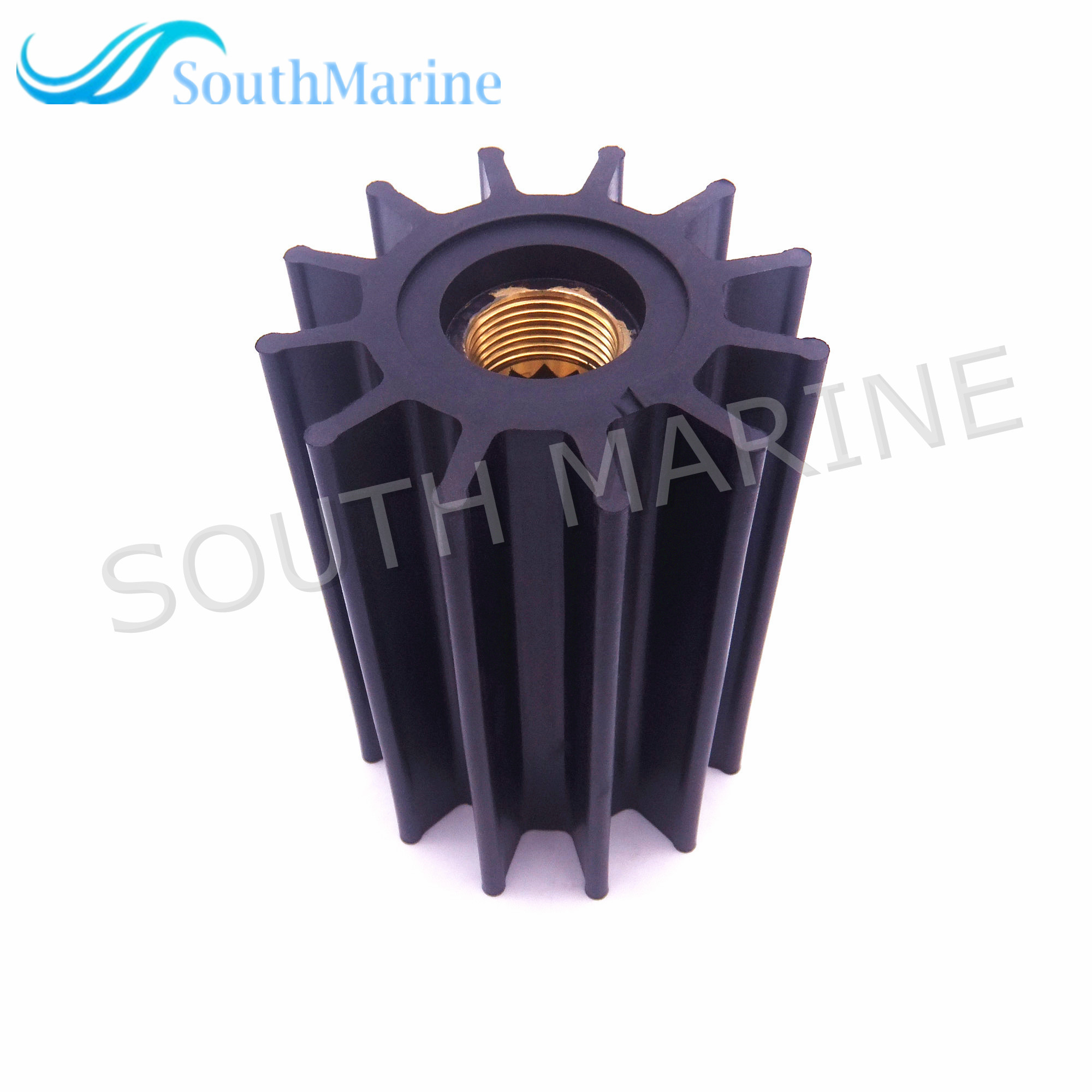09-820B Water Pump Impeller for Johnson F95 Engine Pump, Neoprene high quality engine part oe 4575902 water pump for discovery 3