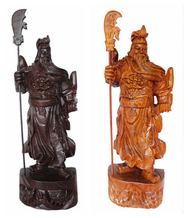 30 40 50 60 80 cm grass pear font b knife b font Guan Gong Li