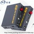 Hdmi fibra óptica de transmissão de 20 km fc/sc fibra óptica extender transceptor conversor 1080 p