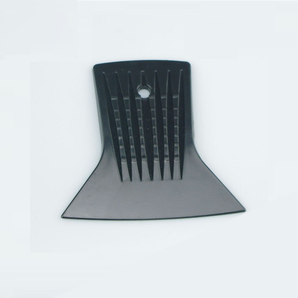 New Arrival! Professional Tint Tool 9*9cm Black Gator Blade I Chizler Tool For Car Wrapping Mx-128 Whole Sale