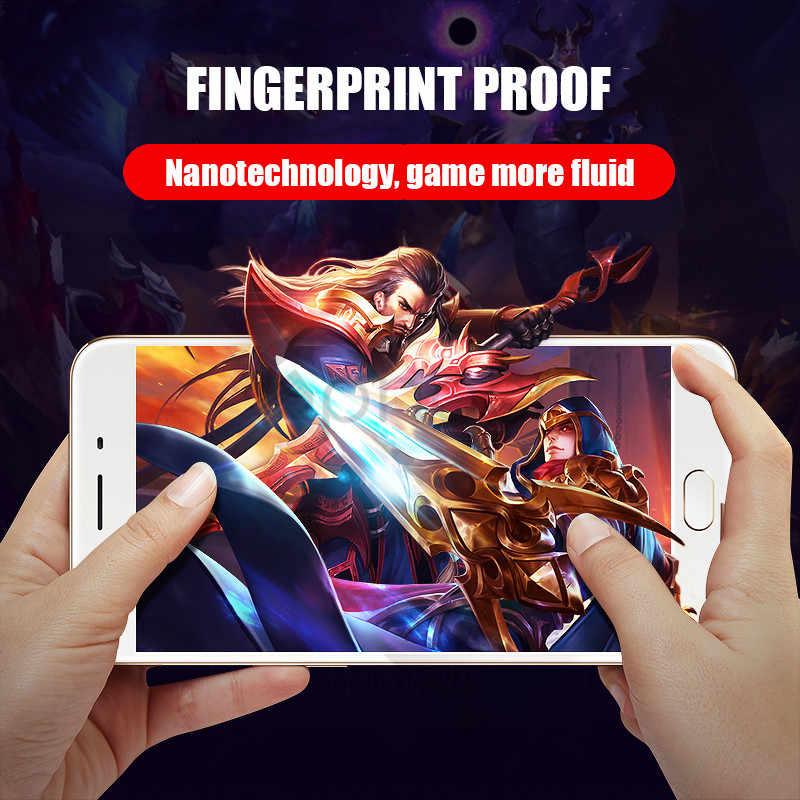 2 unids/lote 9 H Protector de pantalla de vidrio templado para Samsung Galaxy S7 S6 S4 S5 S3 mini Nota 5 4 2 3 película a prueba de explosión