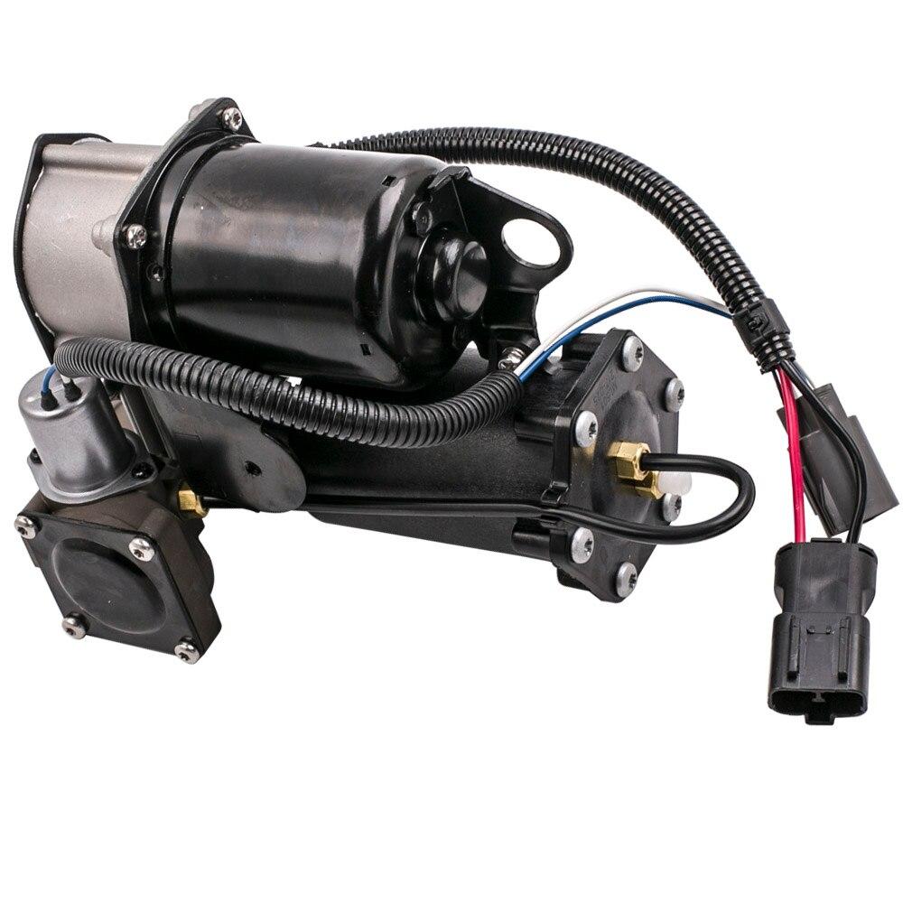 Air Suspension Compressor For Land Rover Range Rover LR3 LR4 Sport LR023964 LR011837 RQG500150