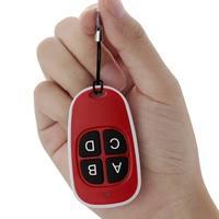 remote key 4 keys Garage Door Gate Key Fob 433 Mhz Duplicator Copy CAME Remote Control Door key wireless remote control (1)