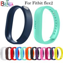 Affordable New Replacement Silicone Bracelet wrist band for Fitbit flex2 Band Strap Wristband Watchband For Fitbit flex 2 straps 2 clors new replacement colorful wristband band strap bracelet wrist straps material silicone straps b1568 180823 yx