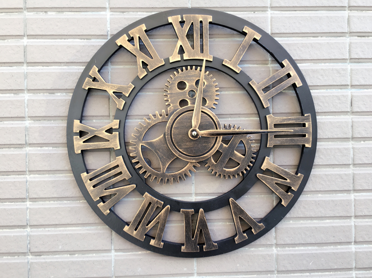 clock ideas Picture More Detailed Picture about Retro Rustic
