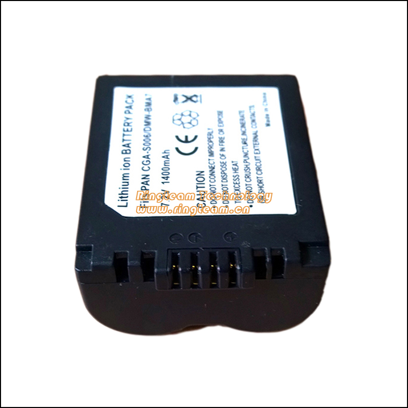 battery charger cga-s006 for panasonic lumix dmc-fz30 dmc-fz38 dmc-fz50 DMC-FZ28