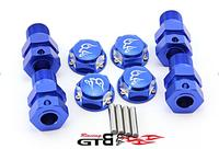 5IVE T Wheel nut & Axle extender For 1/5 Losi 5ive T