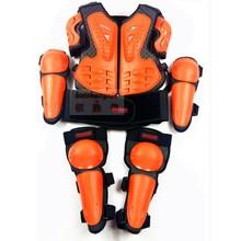 SX081 защита для мотогонок, защита для детей, защитный костюм для детей, спортивный наколенник