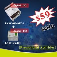 Wecon 14 I O PLC With Analog I O