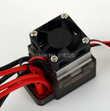 7.2 V-16 V 320A High Voltage ESC Brushed Regulador de la Velocidad RC Del Carro Del Coche Buggy Barco