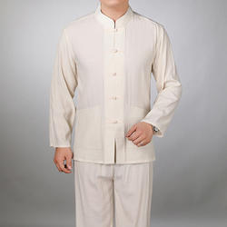 5 цветов китайской традиции Для мужчин кунг-фу костюм комплекты одежда с длинным рукавом топ с брюками M-L XL, XXL, XXXL Удобные комплекты верхней