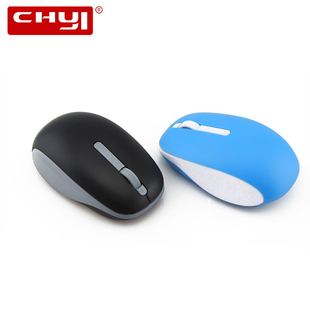 CHYI Mini 2.4Ghz Wireless Mouse USB 1200DPI Optical Portable Mause 3D Computer PC Laptop Notebook Mice For Kid
