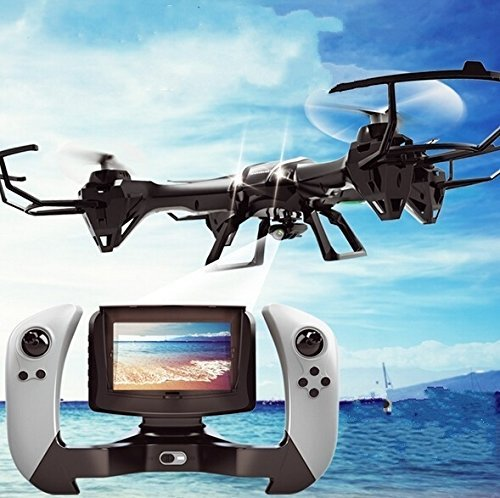 Hot rc helicopter U818S 6-Axis RC Quadcopter Drone with FPV WIFI-818 Real-Time monitor and 5.0 MP HD Camera VS X8HG X350 X8W rc drone quadcopter x6sw with hd camera 6 axis wifi real time helicopter quad copter toys flying dron vs syma x5sw x705