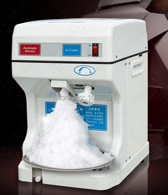 lectrique broyeur glace commerciale automatique industrielle broyeur glace machine glace. Black Bedroom Furniture Sets. Home Design Ideas