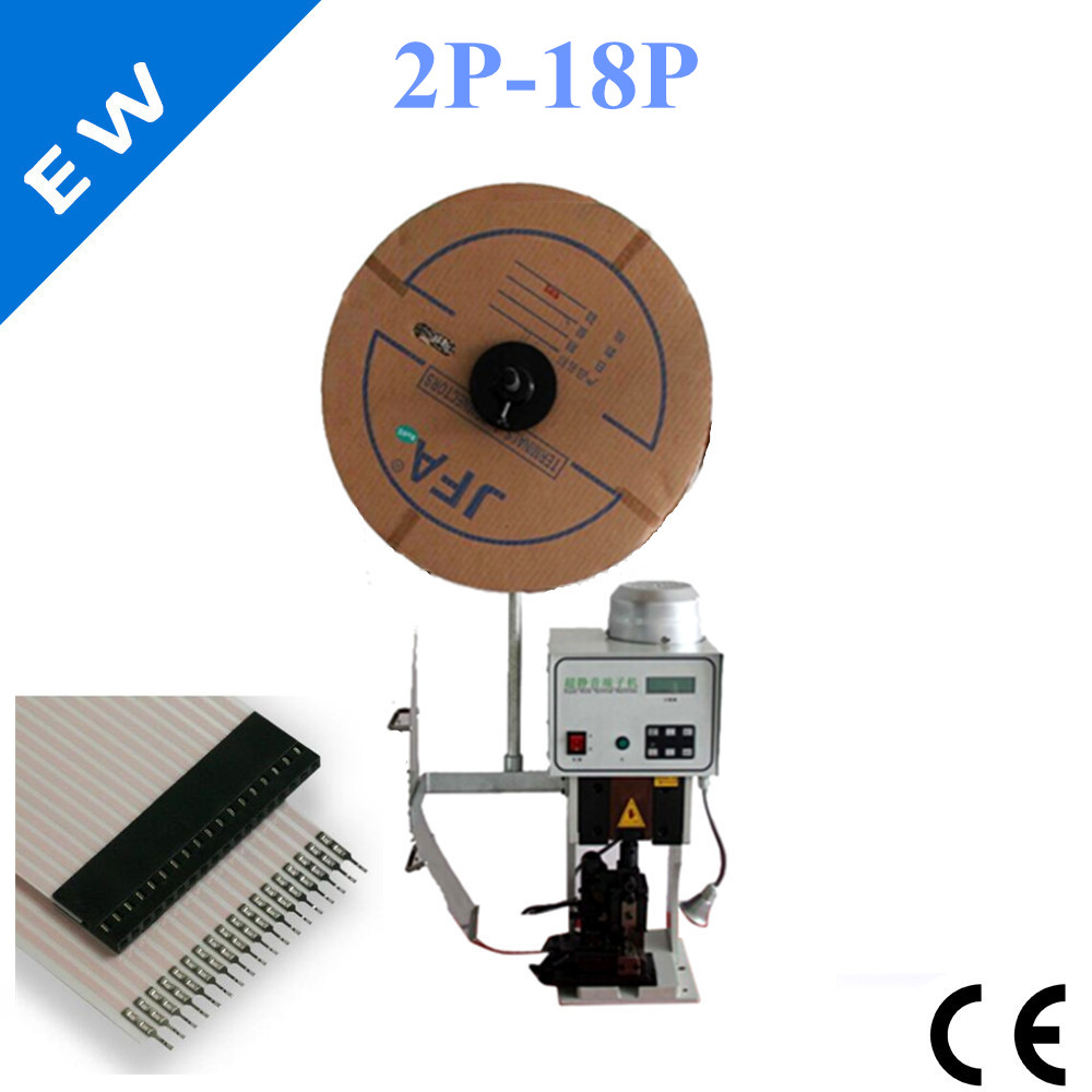 hight resolution of ew 09g crimping machine manufacturers in cost price