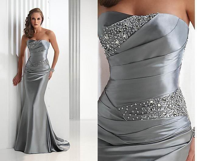 Royal Blue Bridesmaid Dresses Silver Gray High Quality Vestidos De Burdundy Wholesale Corset Long Mermaid Brides Maid Cheap 2