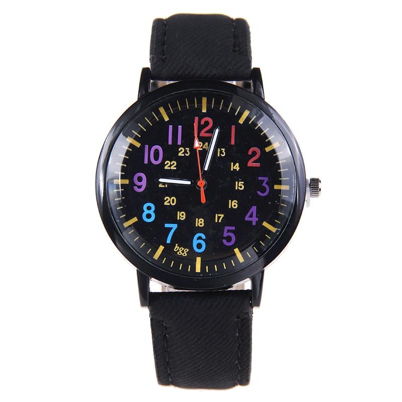 British style multicolored dial ladies Watches Platimum women Casual Wristwatch Leather Female Quartz Clock Hours relogio gift