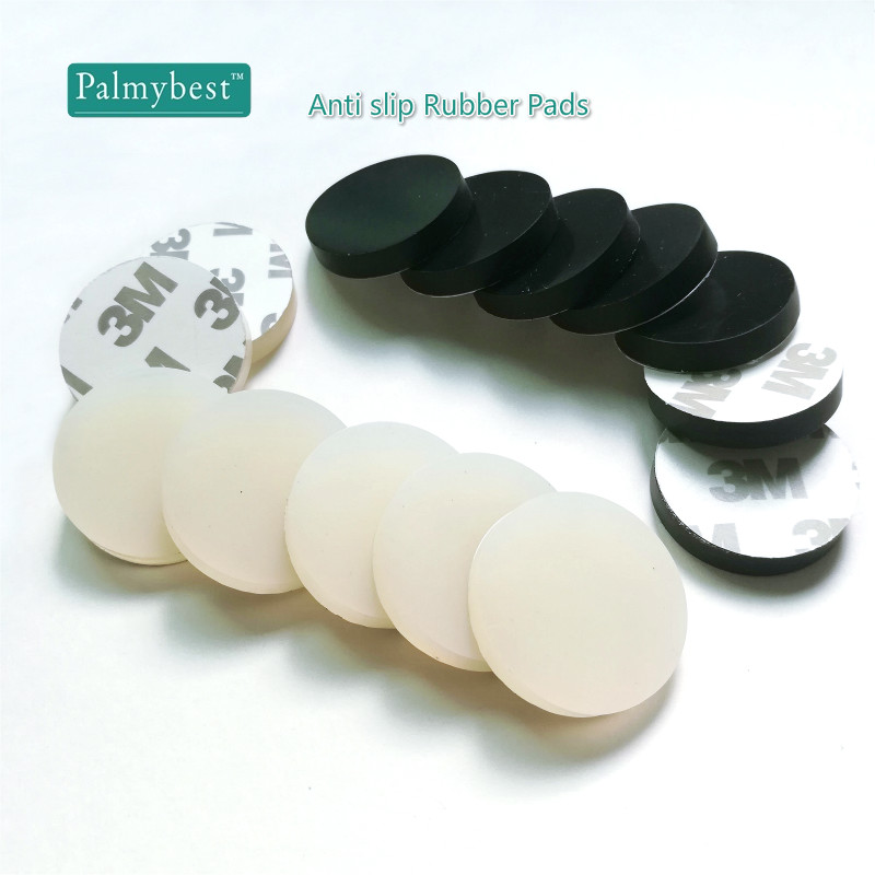 Anti Slip Rubber Pads 30mm Diameters