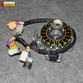 Magnetic motor Stator of JS250 ATV /JIANSHE 250-3/LONCIN 250-F ATV /PUMA 250QUAD SEVEN CABLE OLD MODEL WITH TRANSIT CABLE