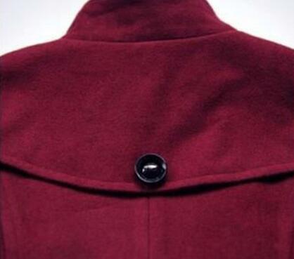Cultiver 2019 Mode Nouvelle Sa Tissu Manteau De Court Loisirs S Moralité Chaude Printemps Rouge Poussière 3xl Femmes xqw1npR0E