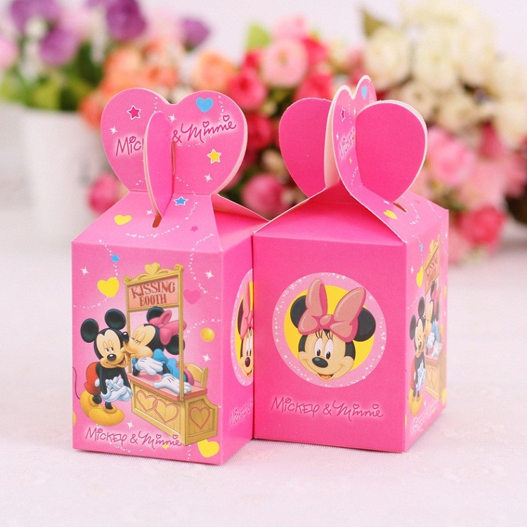 Party Box Mickey Mouse / Box Mic