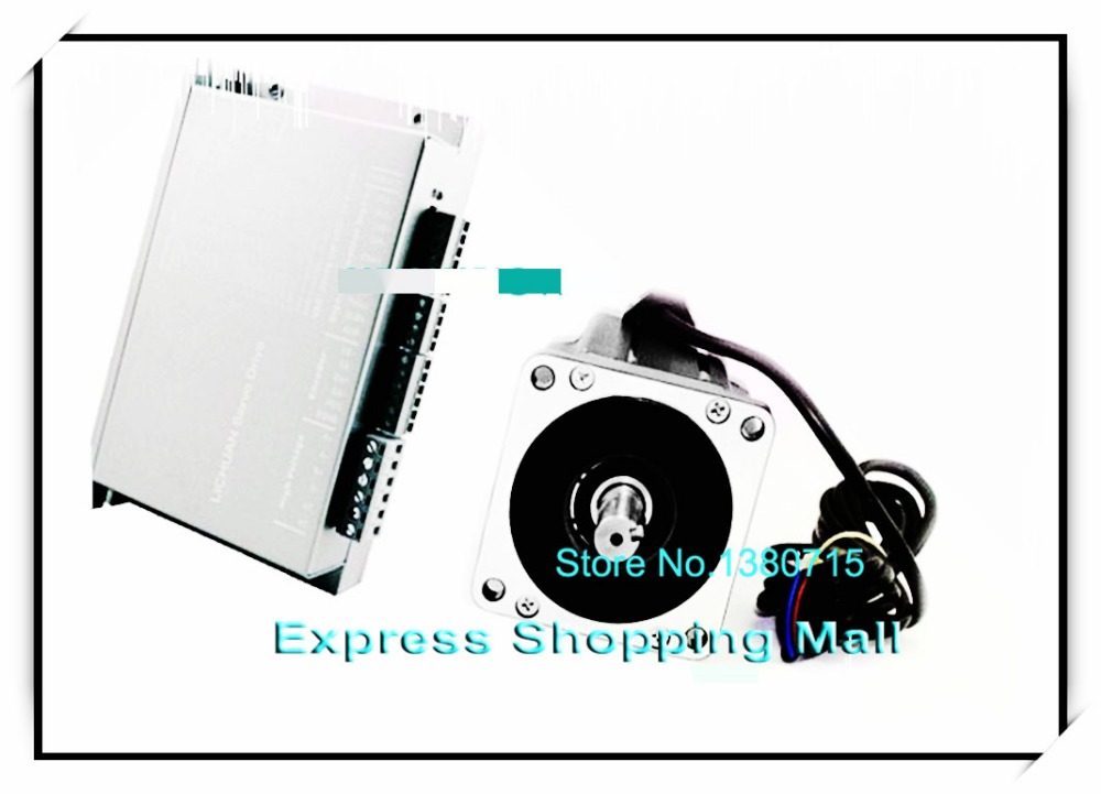 LCDA86H+LC86H260 20-70VAC/30~100VDC 2PH 6A 3Nm NEMA34 86mm DSP Closed-Loop Step Motor Drive Kit for Wire-stripping Machine nema24 3nm 425oz in integrated closed loop stepper motor with driver 36vdc jmc ihss60 36 30