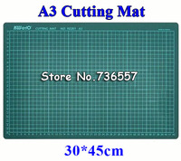 Free shipping A3 cutting mat for cutting plate engraving plate modeling aids Taiwan can get excellent model making