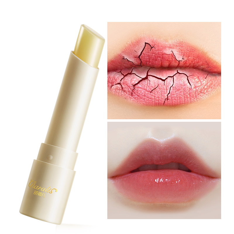 Daralis Moisturizing Lip Balm Colorless Natural Shea Honey Refine Repair Lip Balsam Labial For Woman Lip Care Cosmetics image