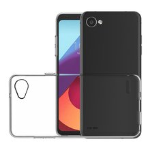For LG Q6 Case Soft TPU Silicone Gel Clear Back Bag Coque Case Cover For LG Q6 Cover Q