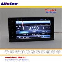 Liislee автомобиля Android GPS nav навигации Системы для toyota corolla fielder 2000 ~ 2013 Радио Аудио Видео Мультимедиа (без dvd плеер