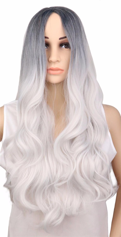 Gray Hair Color Enhancers