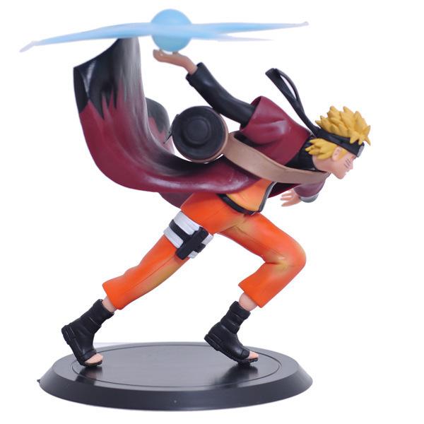 Naruto Uzumaki Naruto VS 2 Piece set Action Figure