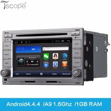 """Tscope Android Car GPS 7"""" HD Screen Player Canbus,Bluetooth,Navigator,RDS,Radio For VW Jetta PASSAT Golf Transporter Polo Bora"""
