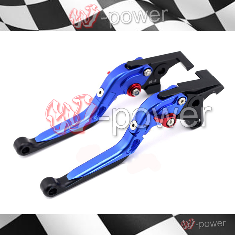 fite For YAMAHA XJR 1300/1200 XJR1300 XJR1200 FJR1300 XT1200ZE Blue Motorcycle Adjustable Fold-Out Pull-out Brake-clutch lever billet extendable folding brake clutch levers for yamaha xt 1200 z super tenere 12 15 xjr 1300 04 15 fjr 1300 abs 04 14 06 07
