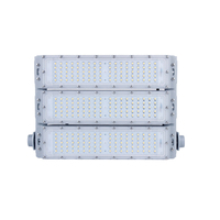 Светодиодный прожектор AC 110 V 220 V 50 W 100 W 150 W 200 W 250 W 300 W наружного освещения светодиодный Spotlight IP65 Philips 3030 2700 6500 K прожектор
