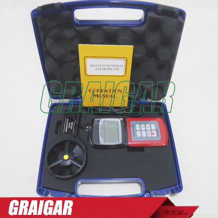 ФОТО Digital Anemometer AM4836V Free shipping